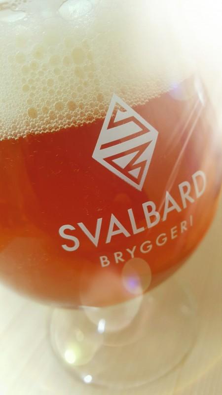 Svalbard glass