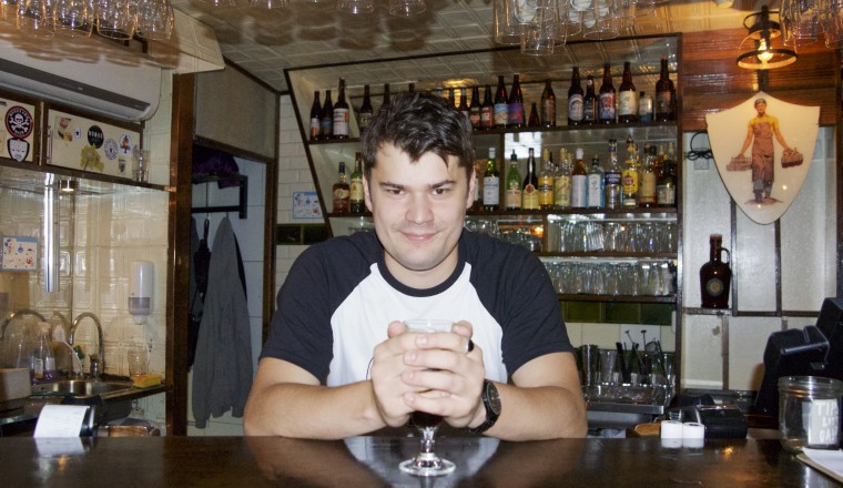 Ferdigvarmet øl på Grünerløkka Brygghus