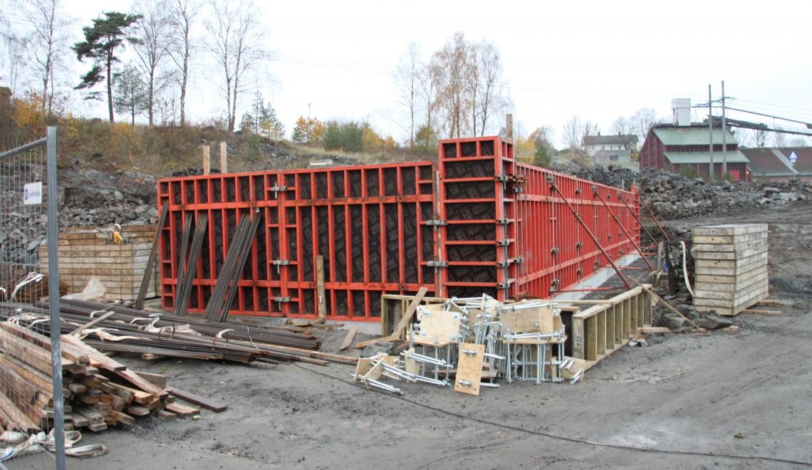 Byggingen av «nye» Nøgne Ø godt i gang