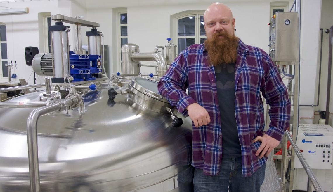 Nå skal det brygges Sagene-øl i Oslo