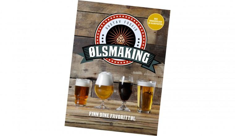 Bokanmeldelse: Ølsmaking, finn dine favorittøl
