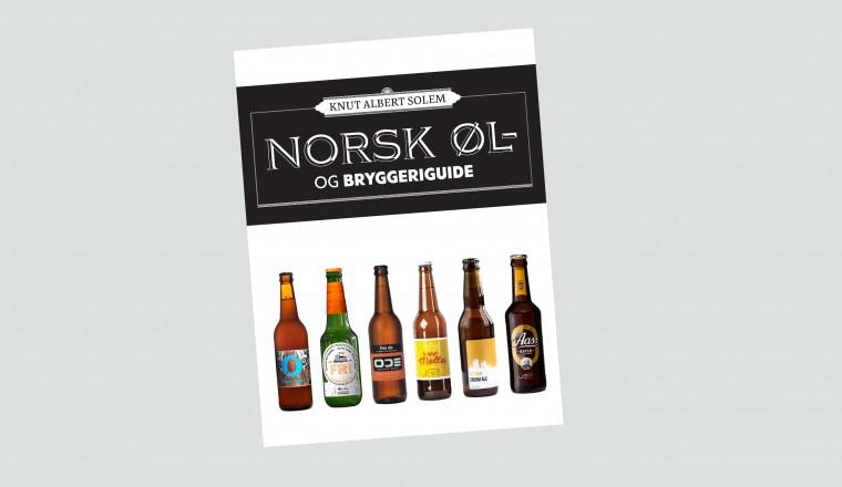 Bok: Norsk Øl- og Bryggeriguide