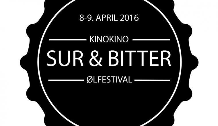 Øl-liste Sur & Bitter på Kinokino i Sandnes