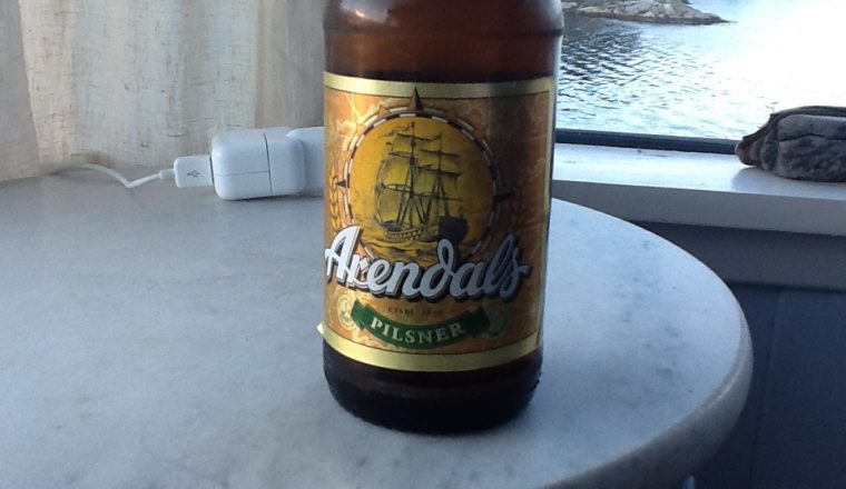 Slutt for Arendals Pils i Arendal