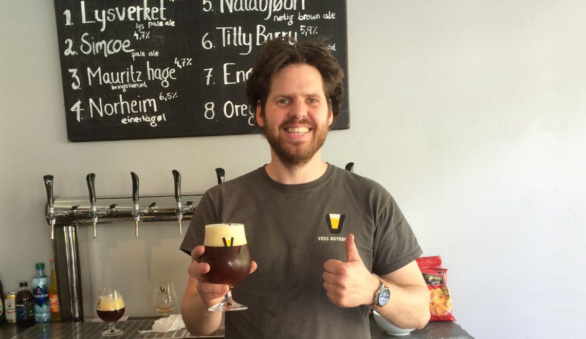 #Norgexit for bryggeren på Voss