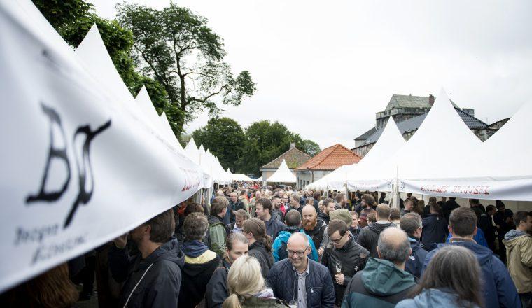 Ølliste for Bergen Ølfestival