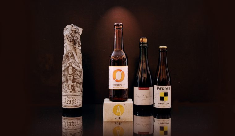 Årets øl 2016 – Bahrainer Weisse