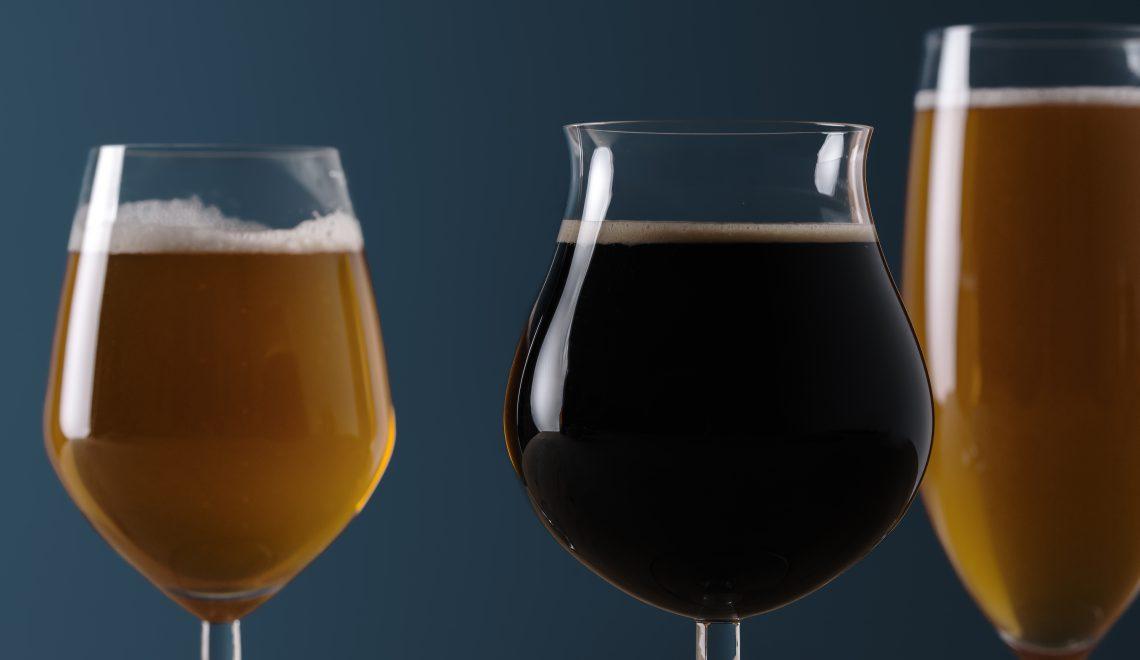 Hvor viktig er glasskvalitet og utforming for øl-opplevelsen?