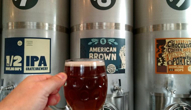 East London Brewery Crawl