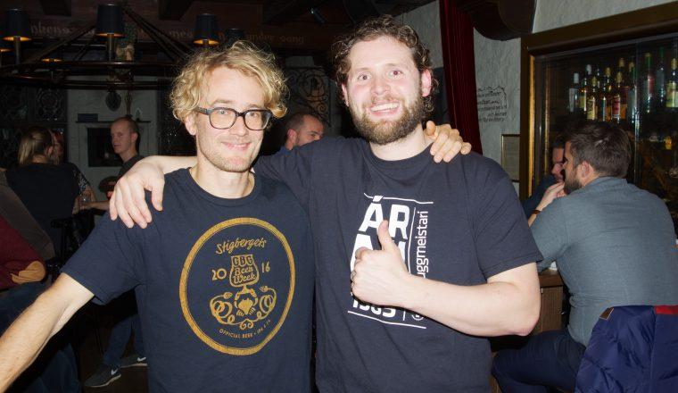 Borg Brugghús første finalist i Bryggeribråk