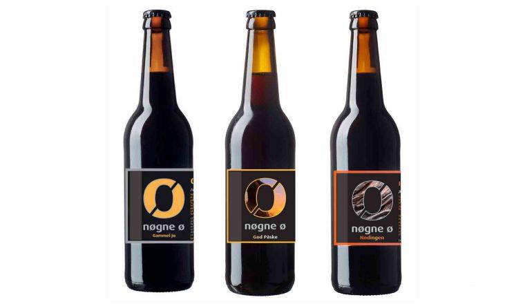 Nye øl fra Nøgne Ø