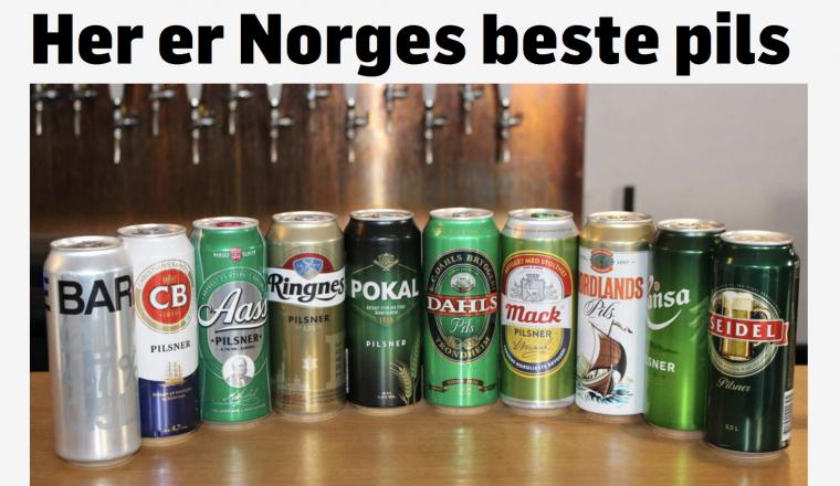 Er Grans Bare virkelig Norges beste pils?