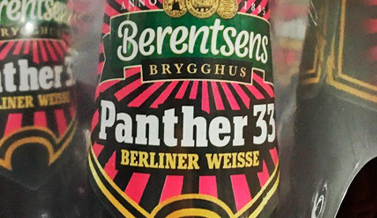 Nytt på flaske fra Berentsens
