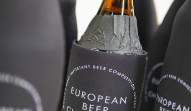 Norsk medaljedryss under European Beer Challenge