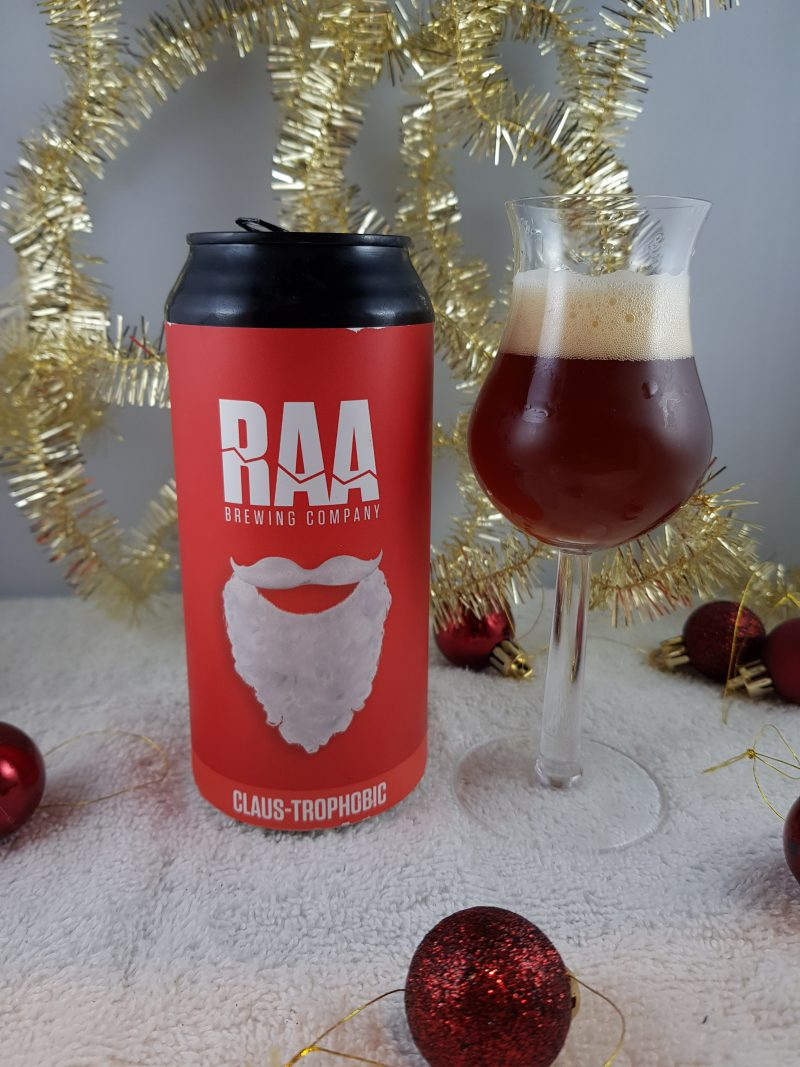 Raa Brewing Claus-trophobic