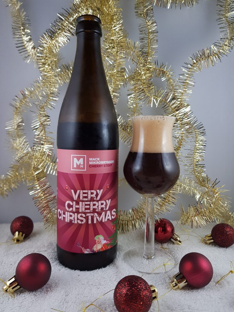 Mack Mikrobryggeri Very Cherry Christmas
