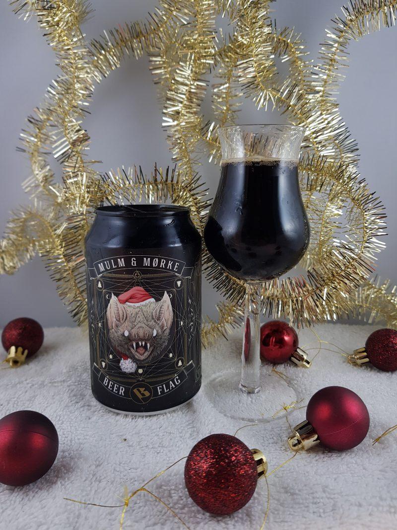 Beer Flag Mulm & Mørke