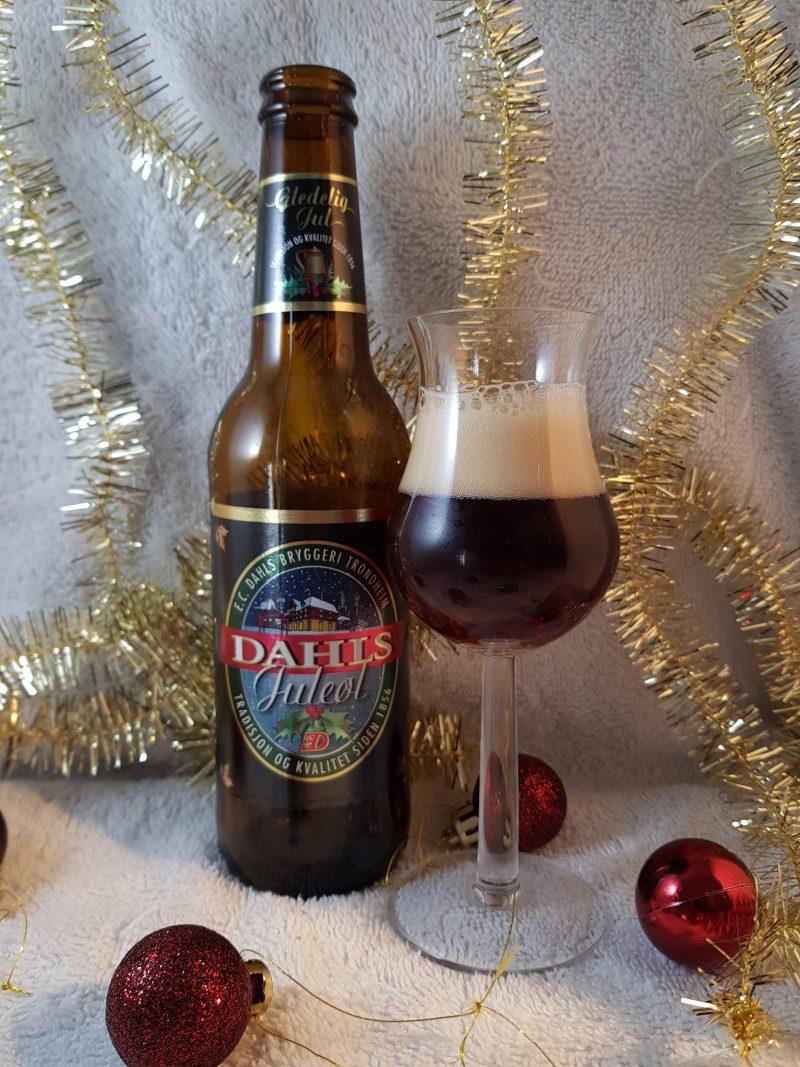 E.C.Dahls Dahls juleøl