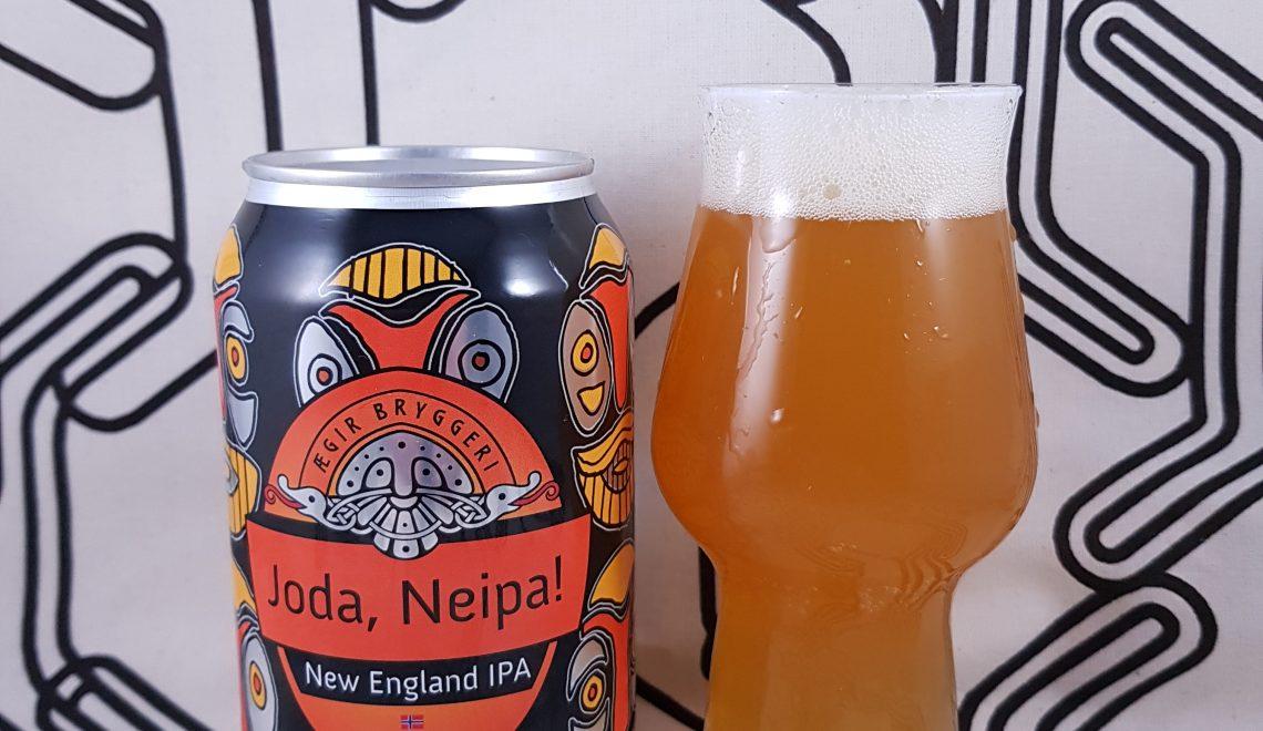 Dagens ølanbefaling: Joda, Neipa fra Ægir bryggeri