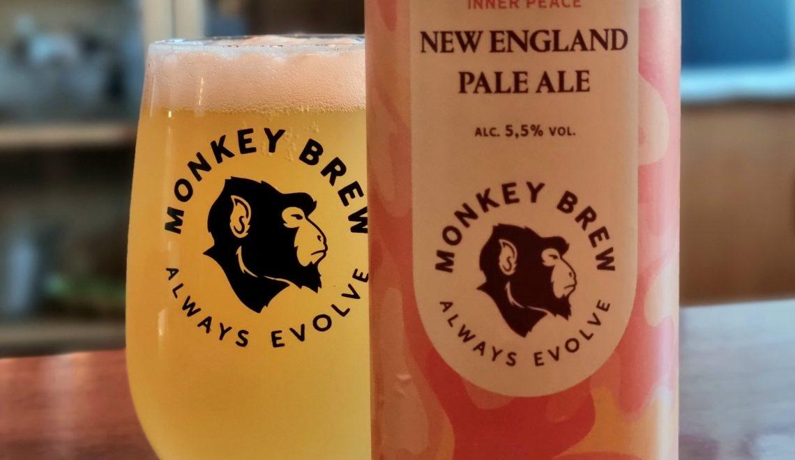 Dagens ølanbefaling: Inner Peace fra MonkeyBrew