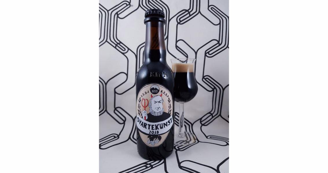 Dagens ølanbefaling: F.E.D.I.R.E.S.P. fra Kinn Bryggeri
