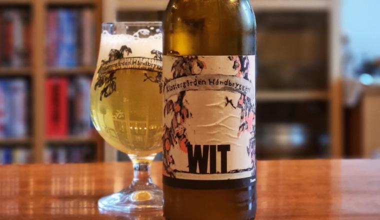 Dagens ølanbefaling: Wit fra Klostergården Håndbryggeri