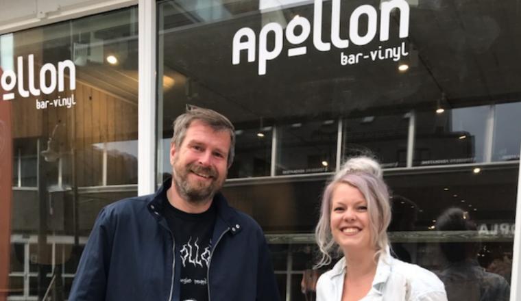Unik åpning for Apollon Tønsberg