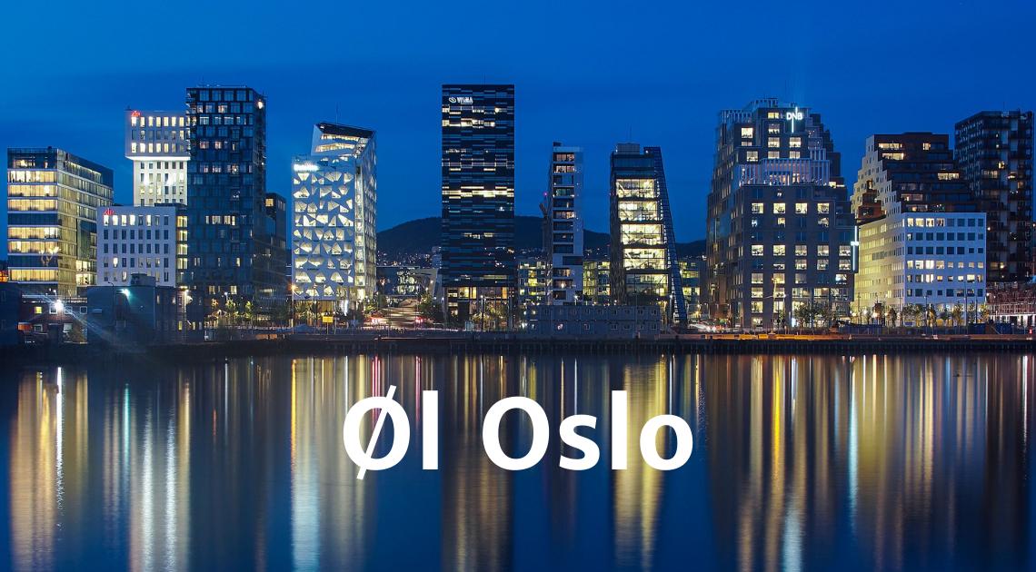 Norgesferie i øl-Oslo