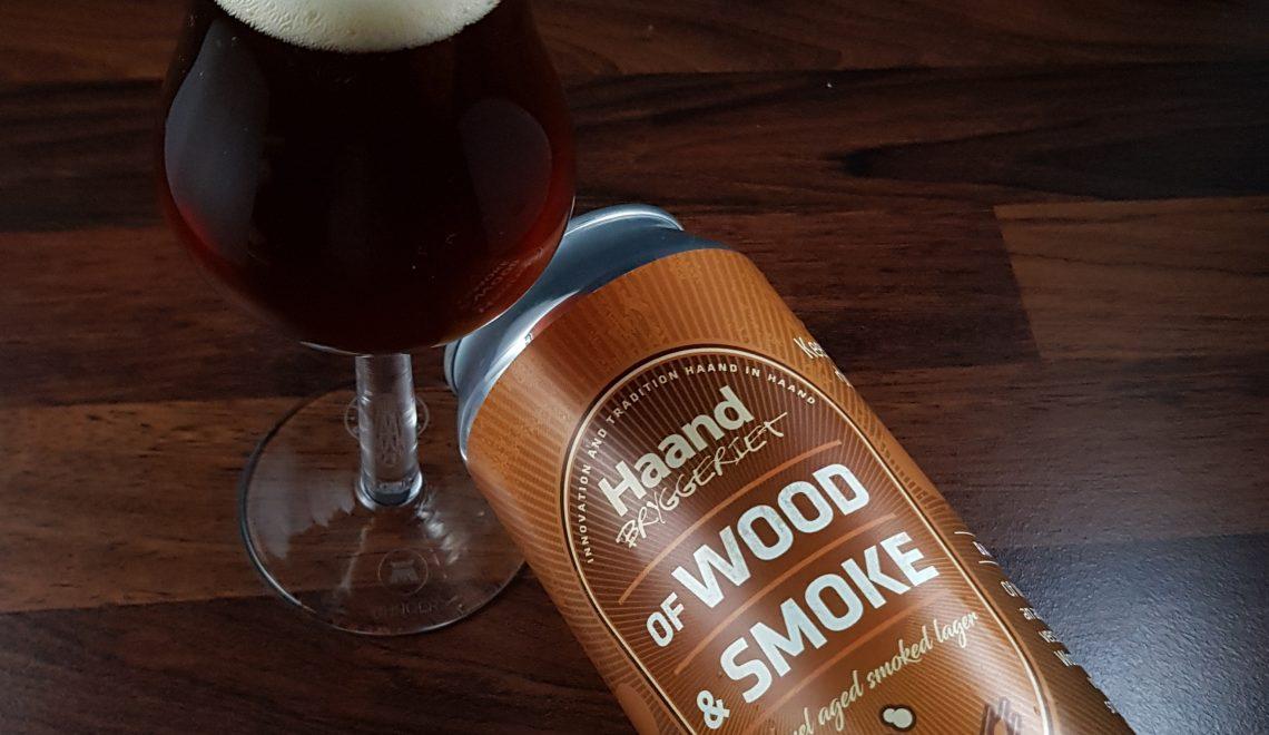 Ukens ølanbefaling: Haandbryggeriet Of Wood & Smoke